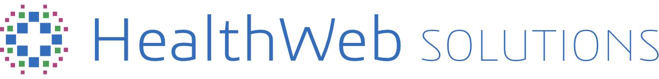 HealthWeb Solutions
